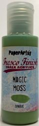 PaperArtsy Fresco Finish Chalk Acrylic Paint 50ml - Magic Moss {was in FFSA3}
